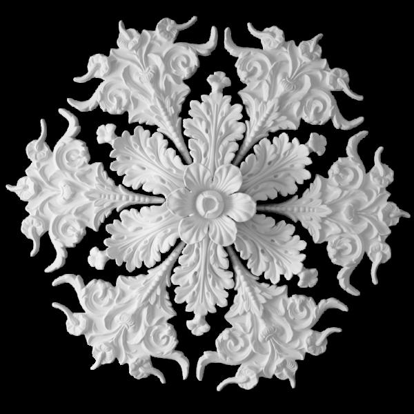 13 delig ornament in klassieke stijl