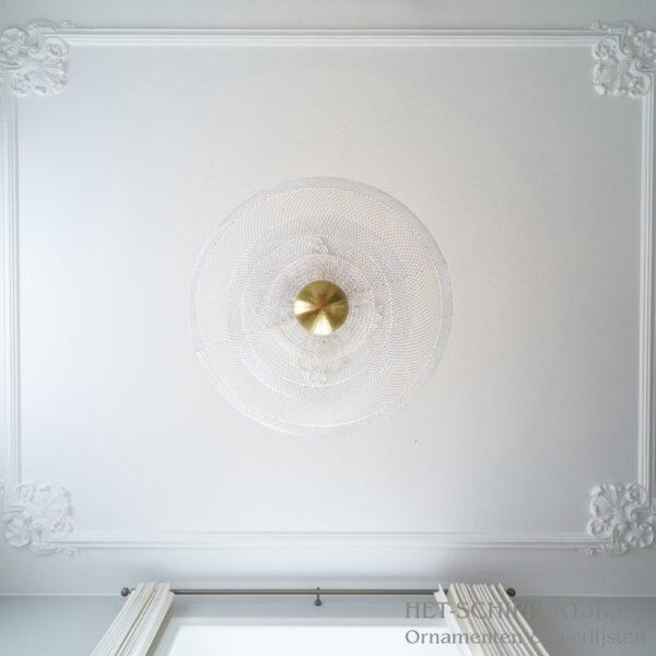 lijsten op plafond