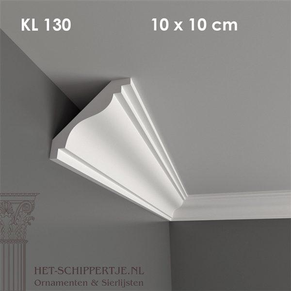 sierlijsten gips KL130 modern