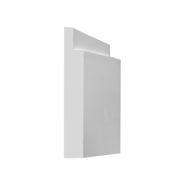 Plinten op Plafond