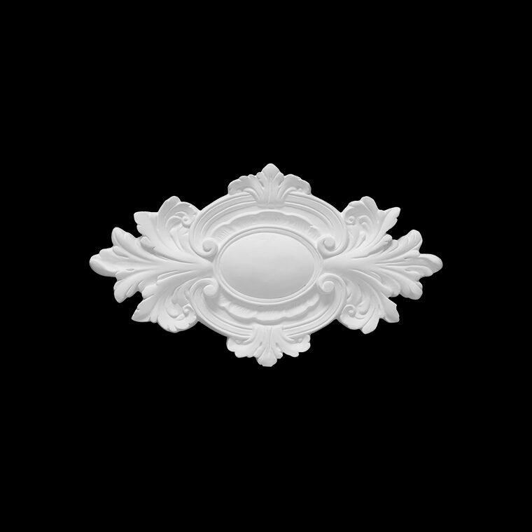 rozet, plafonddecoratie