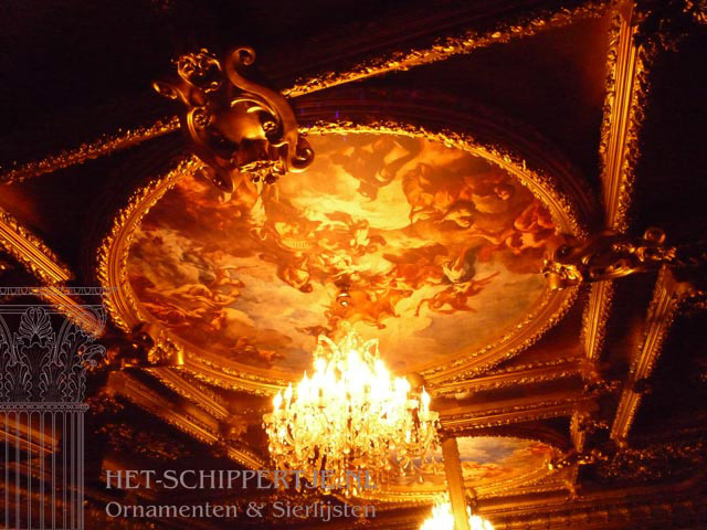 sierlijsten barok klassiek groningen