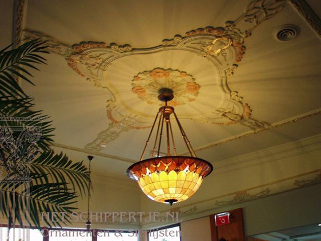 ornamenten jugendstil hotel