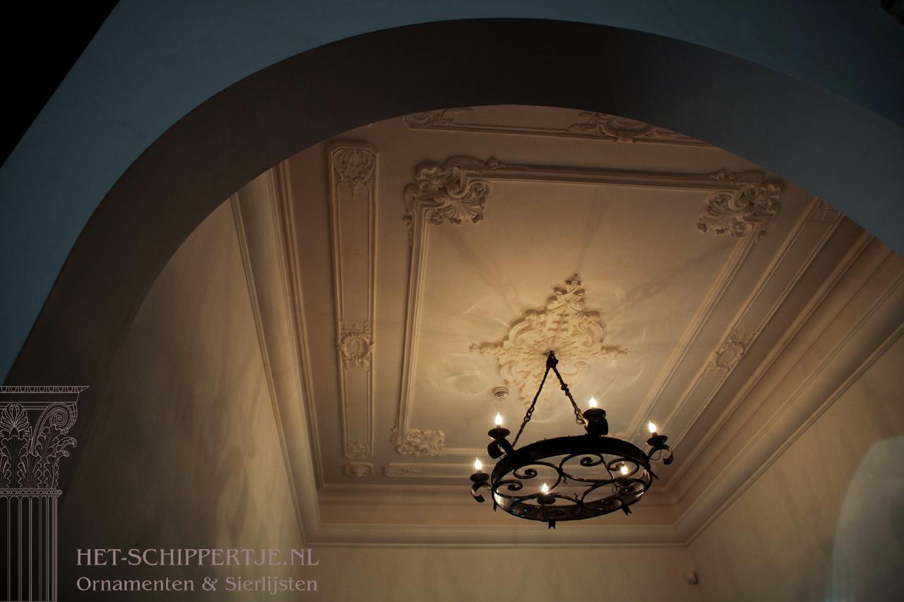 ornamenten klassiek plafond