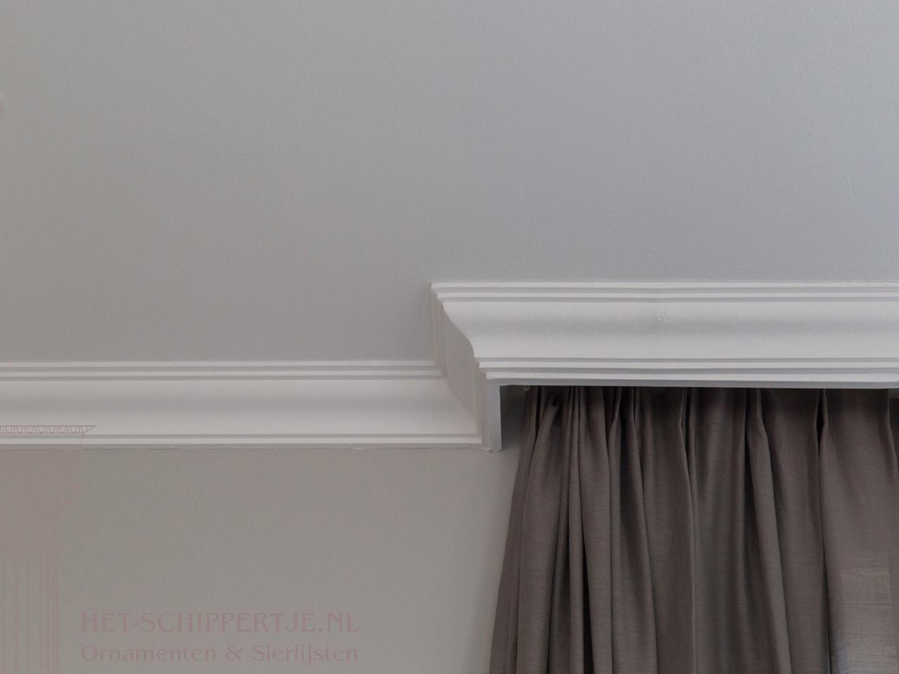 plafondlijsten jugendstil woonhuis