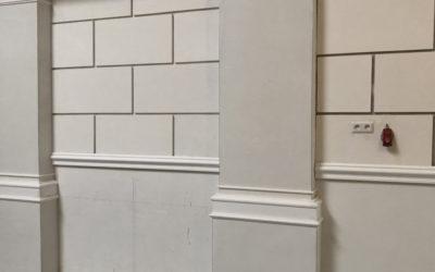 Nieuw bij Het Schippertje – Tegels als wanddecoratie