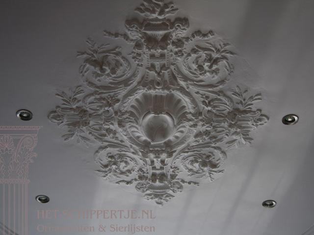 art nouveau ornamenten en sierlijsten