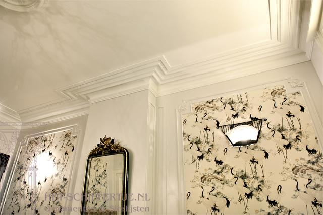 ornamenten sierlijsten klassiek hotel