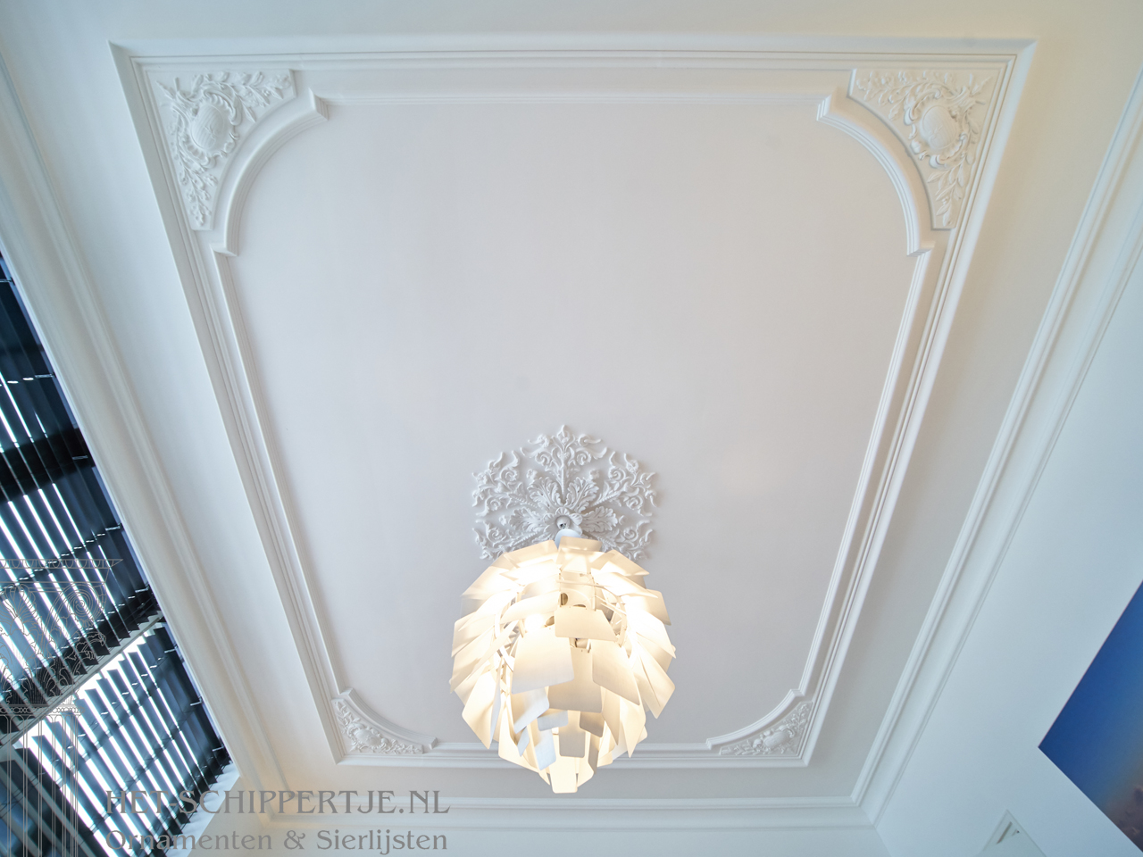 plafondlijsten en ornamenten amersfoort