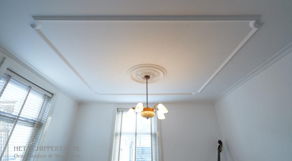 plafondlijsten modern bunschoten