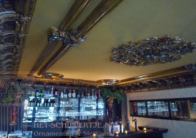 sierlijsten café Harderwijk