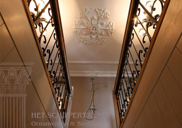 rozetten en plafondlijsten showroom lelystad