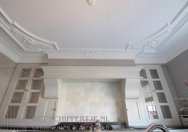 ornamenten en plafondlijsten showroom lelystad