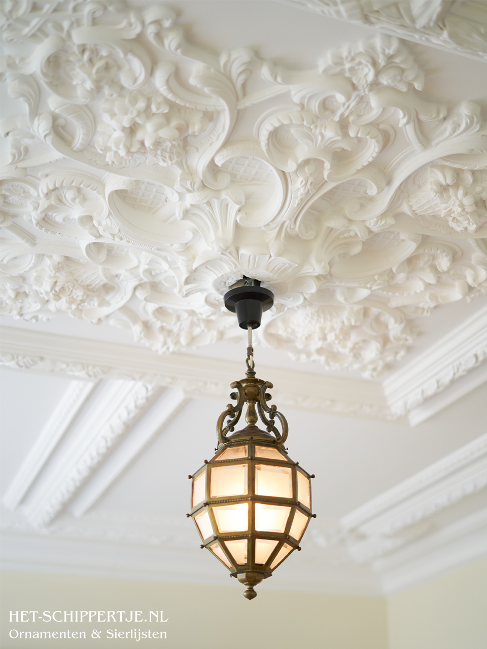 klassiek plafond harderwijk