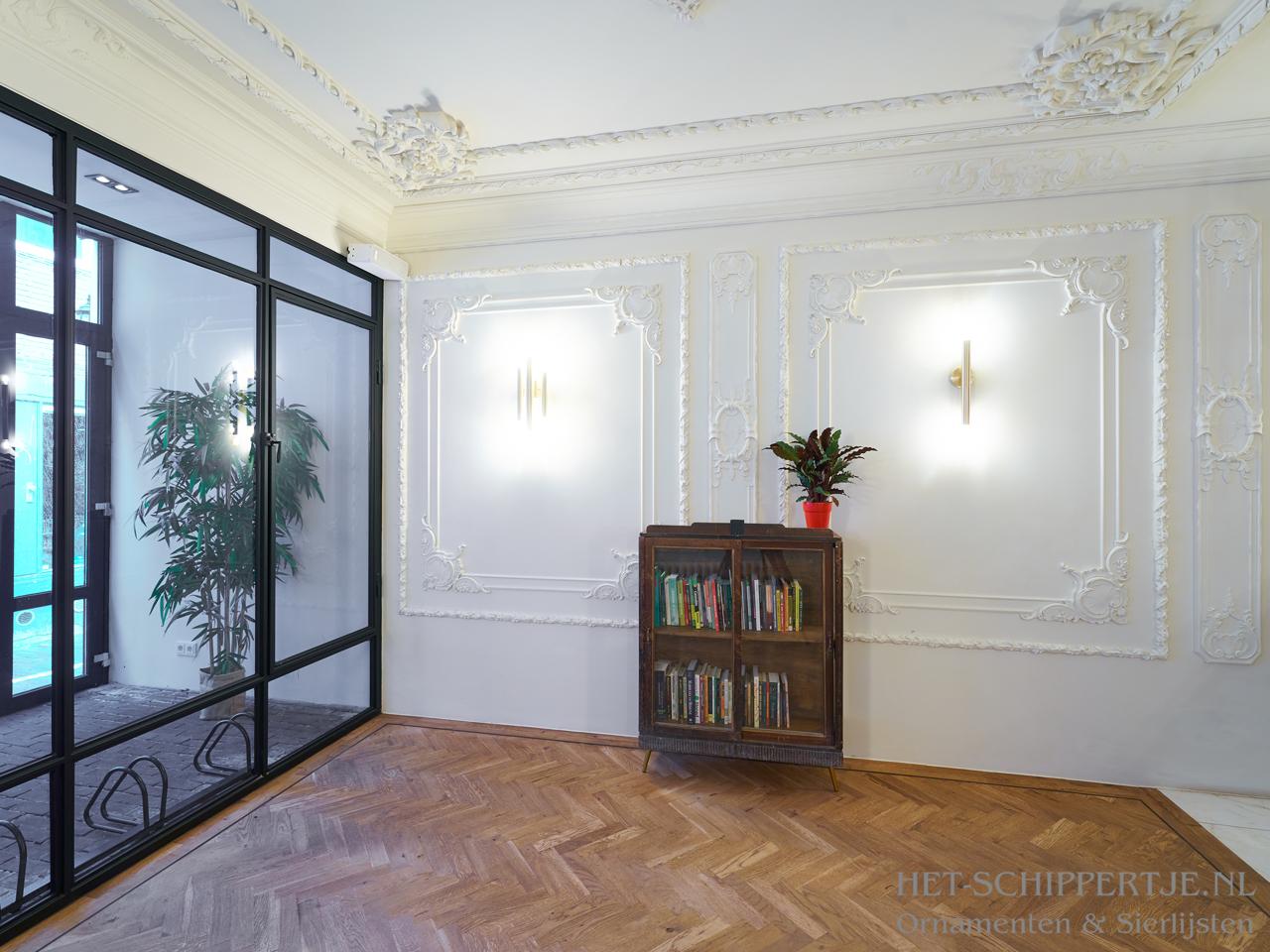 plafonddecoratie
